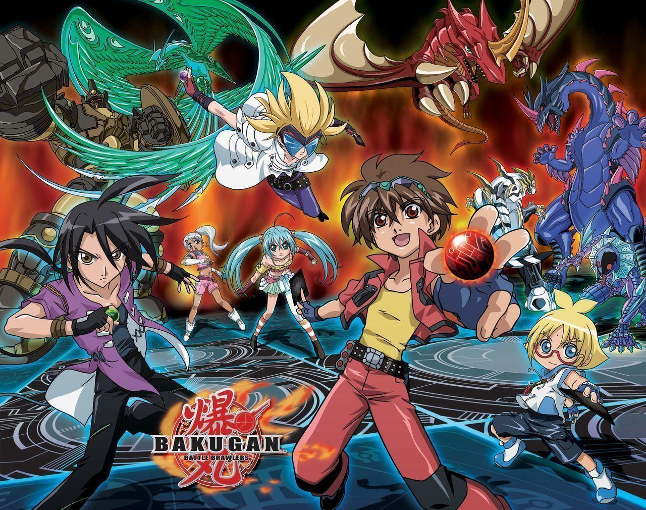 Bakugan - Bakugan saison 4 ...